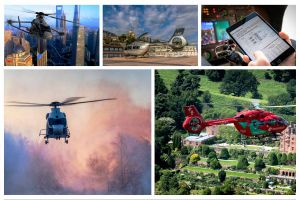Airbus Helicopters auf der Heli-Expo in Georgia