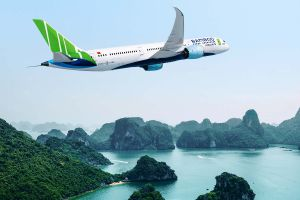 Zehn Dreamliner 787-9 für Start-up Bamboo Airlines