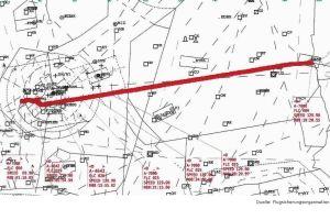 Einflug in IMC: Technam-Pilot streifte Wald auf Usedom