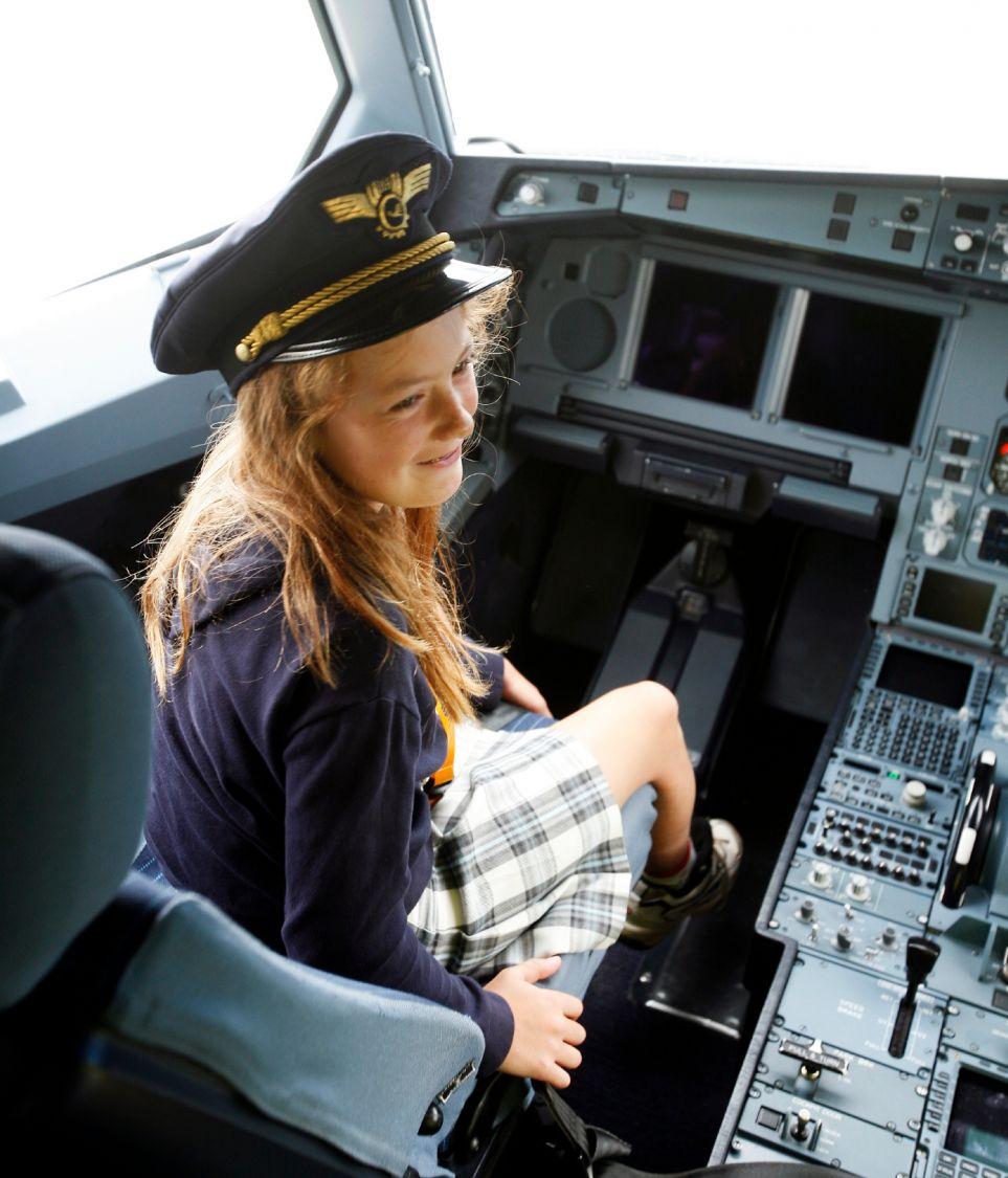 Mitarbeiter Lufthansa