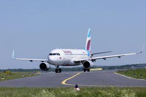 Eurowings als pünktlichste Airline in Europa