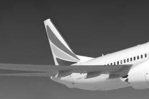Boeing 737 MAX 8 der Ethiopian Airlines abgestürzt