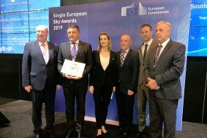 EU-Kommission würdigt SECSI FRA