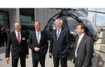 Eurocopter-Entwicklungszentrum in Donauwörth eröffnet