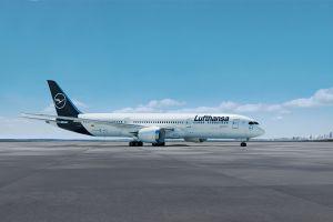 40 Jets Airbus A350-900 und Boeing 787-9 für Lufthansa