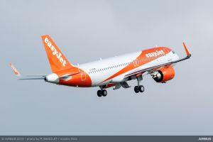 Airbus entlässt ersten A320 mit FANS-C Avionik