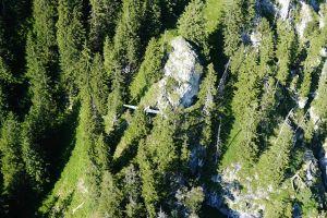 Segelflugzeug: Absturz am Schartenkopf bei Turbulenzen