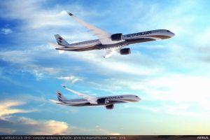 STARLUX Airlines ordert Flotte mit A350 XWB
