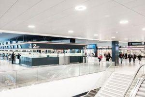 Baulärm: Piste am Flughafen Zürich saniert