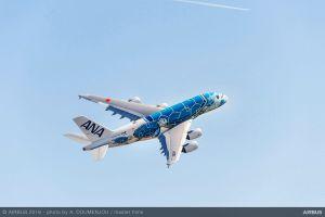ANA bekommt ersten Airbus A380 für Japan