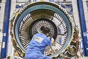 MTU Aero Engines wieder mit Rekordzahlen