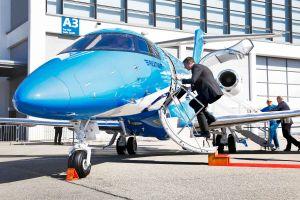 Business: nicht nur Jets auf der AERO