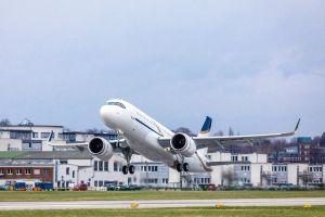 Airbus Business Jet ACJ320neo bei neuem Kunden