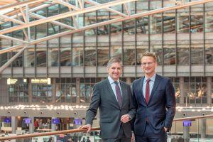 Christian Kunsch neuer Co-Chef am Flughafen Hamburg