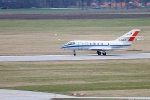 DLR Falcon startklar mit Flugfunkstandard LDACS