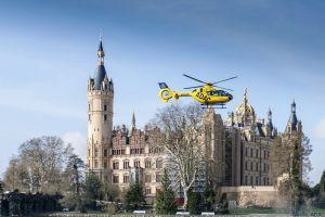 ADAC Luftrettung für Leistungen geehrt