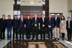 DLR besucht chinesche Luftfahrtindustrie