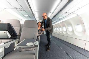 A350 Airspace CDC auch für A320 und A330
