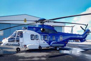 H225 für Küstenwache von Island