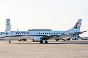 Royal Air Maroc mit Casablanca zurück in Wien