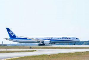 Boeing 787-10 Dreamliner bei All Nippon Airways