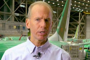 Boeing CEO Muilenburg spricht zu 737 MAX und MCAS