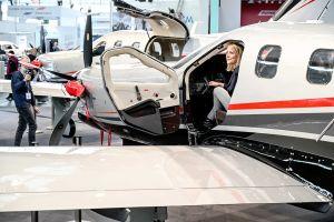 AERO in Friedrichshafen eröffnet