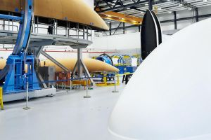 Ruags Raketenschutz für H3 der JAXA