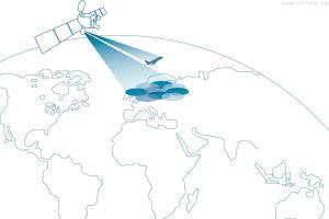 5G-Standard: Mobiler Mobilfunk mit Hilfe aus dem All