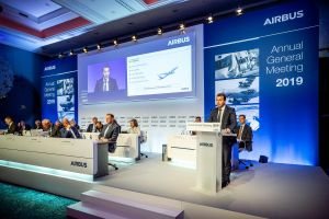 Guillaume Faury Executive im Airbus Board of Directors