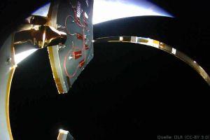 Tomaten im Weltraumgewächshaus