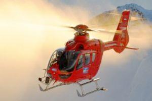 Simulatoren für Hubschrauber am Flughafen Wien