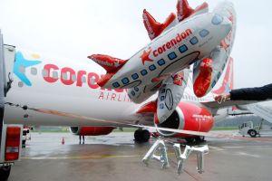 Corendon nimmt Verbindung FDH – Antalya auf