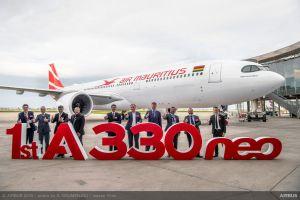 Air Mauritius bekommt ersten A330neo