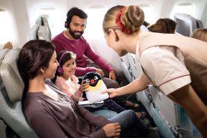 Emirates: Malé Ziel der Mercedes-Benz First Class