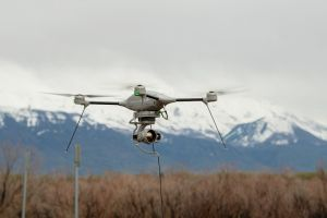 Indago: ISR-Drohne für heißen Asphalt
