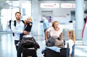 11.000 Flüge der Eurowings um Ostern
