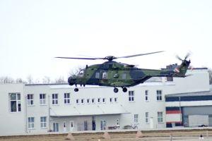 NH90 besteht Inspektion durch Ruag in Bayern
