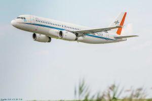 Lufthansa testet Airliner-Landung über Satellit