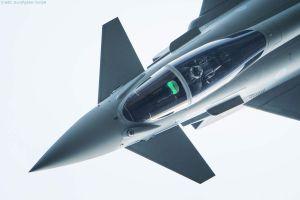 RAF feiert viertes Geschwader Eurofighter Typhoon
