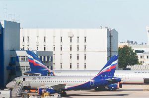 Superjet von Aeroflot fängt im Flug Feuer