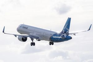A321LongRange für Air Transat aus Kanada