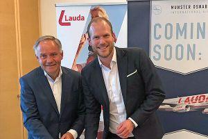Wien und Mallorca ab FMO mit Laudamotion