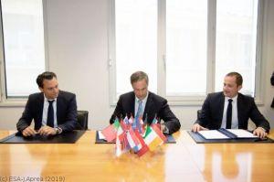 Erprobung für neue Ariane 6-Oberstufe vereinbart