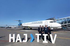 Montenegro Airlines bringt Tivat nach Hannover