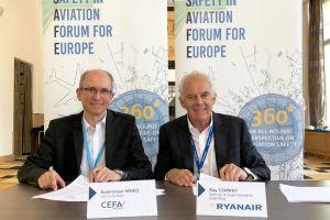 Ryanair nimmt Cloud-Service für Pilotentraining
