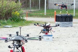 Drohnen erhalten Know-how für Hindernisflug