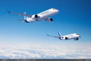 Airbus A220 erhält größere Reichweite und MTOW