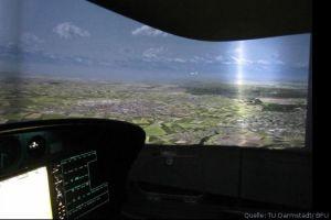Midair Kollision: VFR-Flug nahe Sonnenunterganng