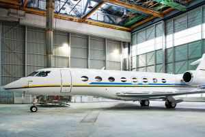 Gulfstream G650 in Bayern in neuem Glanz